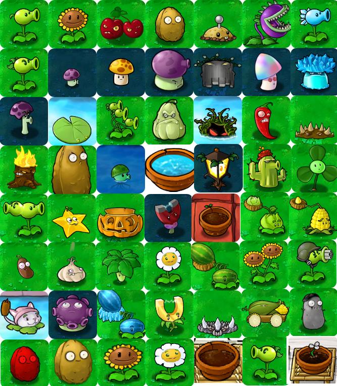 Zombies lista de las plantas plants vs zombies personajes wiki