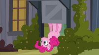 Pinkie Pie upside down S2E18