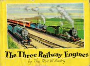 TheThreeRailwayEngines1954edition