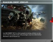 JC2 loading 16 (hijacking enemy vehicles)