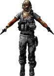 U.S Recon Aftermath Model