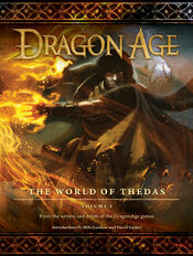 The World of Thedas cover