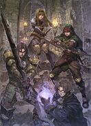Valkyrie Profile 2 team
