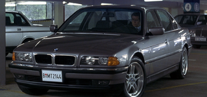 BMW 750iL (In-Film)