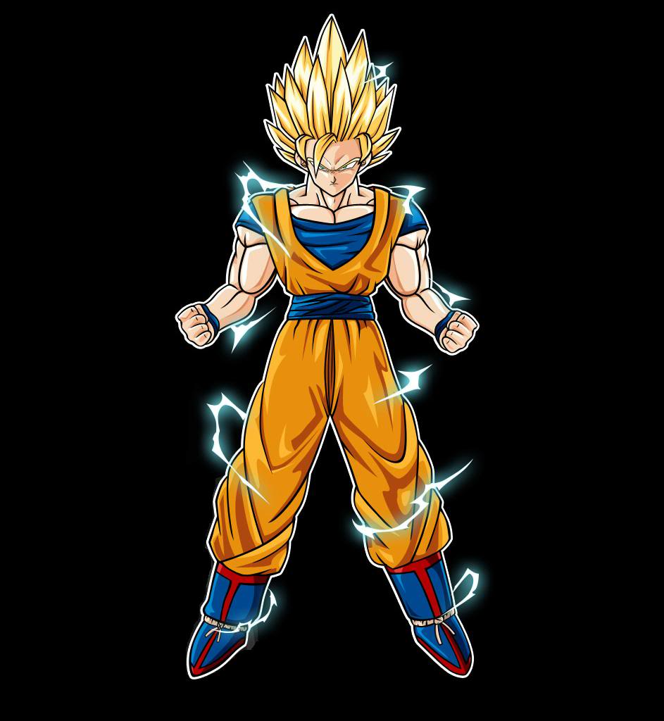 Dragon Ball Orbs of Destruction Protagonists - Dragonball ...