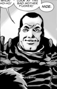 Issue 106 Negan Nice