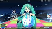 Project diva gameplay footage