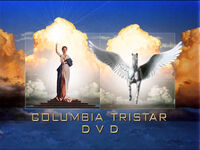 Columbia TriStar Home Entertainment Logo 1999 b Columbia TriStar DVD