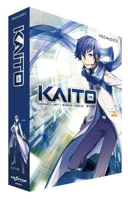 KAITO - Vocaloid Wiki - Voice synthesizer Vocaloid Kaito Wiki