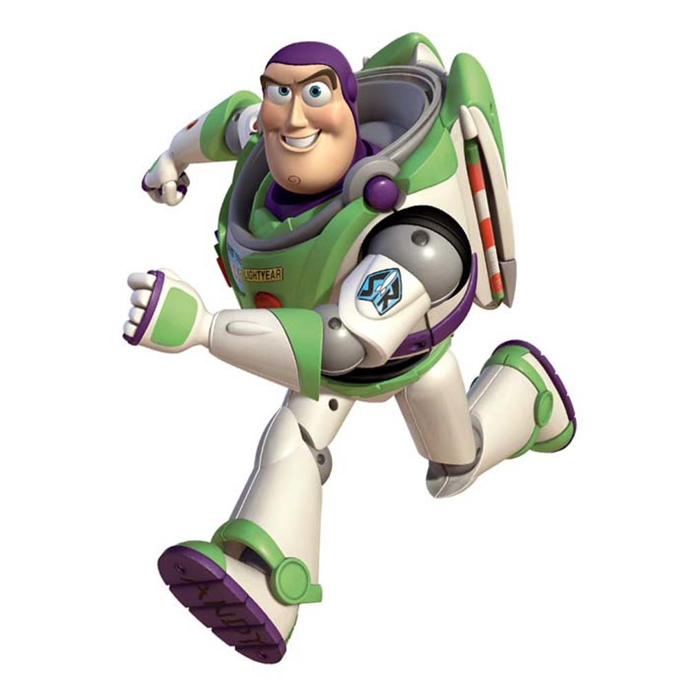 Buzz Lightyear Es Un Personaje Ficticio Y Protagonista De La