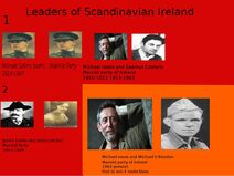 Leaders of scandinavian