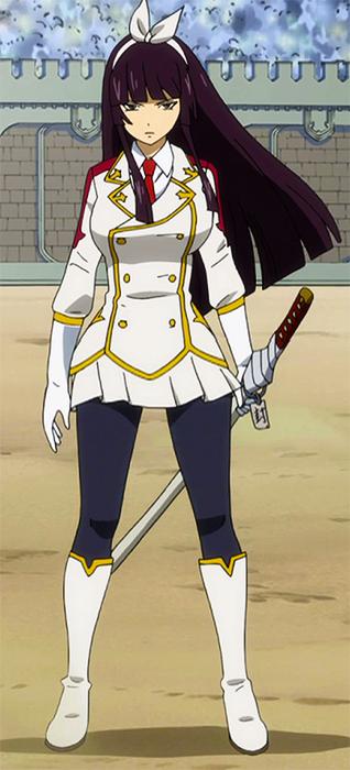 O avanço para uma nova vida: Stylist Kagura's_appearance