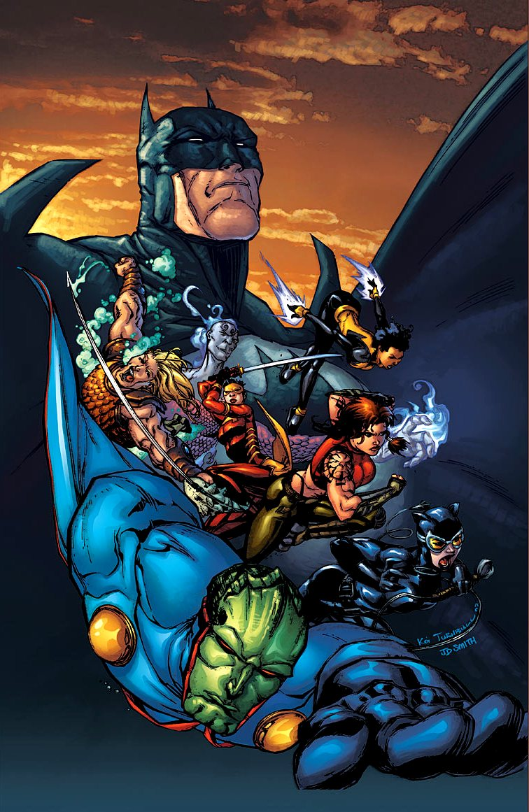 Batman and the Outsiders Vol 2 1 - DC Comics Database