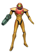 Power Suit transparent