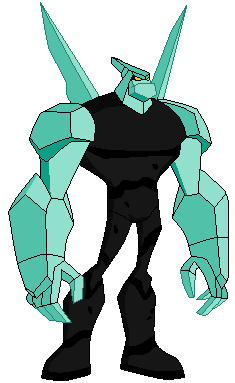 Diamondhead ben 10 ultimate heroes wiki
