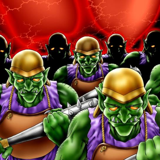 Deck of the Week: Green Goblins
