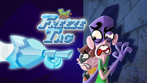 Freeze Tag title card