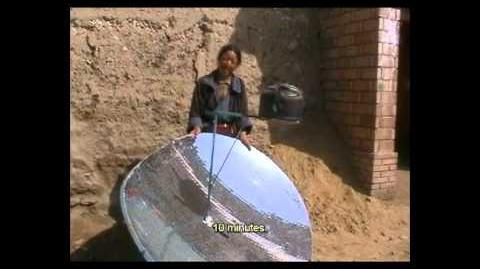 Solar Cookers in Tibetan Areas of China