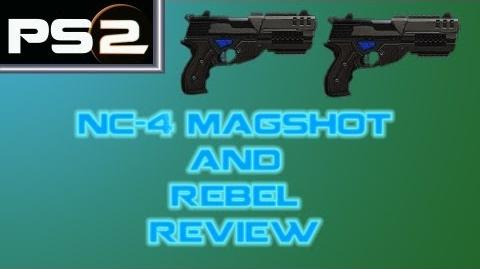 Planetside 2 - NC4 MagShot and Rebel Comparison Review - Mr. G4F