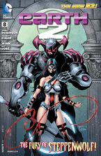 Earth Two Vol 1-8 Cover-1