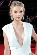 Taylor in white dress image 1