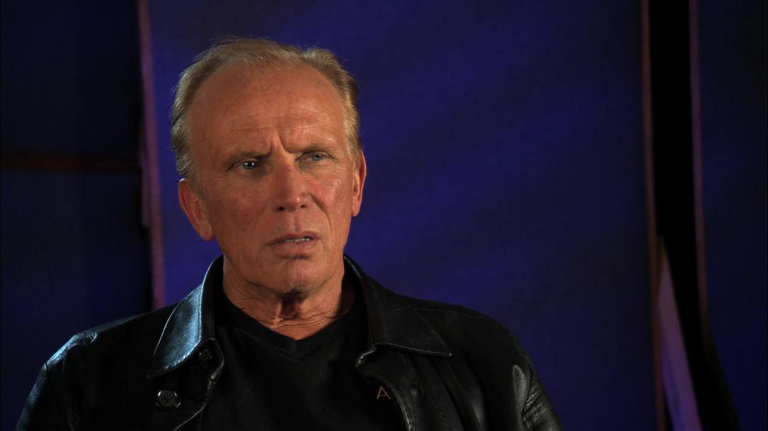 Batman the Dark Knight Returns Part 2 Peter Weller Interview