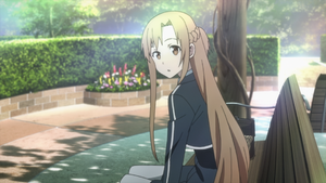 High School Asuna