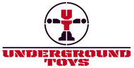 Underground Toys logo