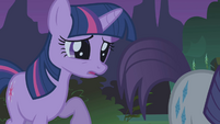 Twilight oh Rarity S1E2