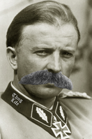 Hermann Fegelein moustache by Zombiebaron Uncyclopedia