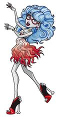 Profile art - DotD Ghoulia