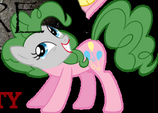 Pinkie pie as the joker