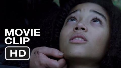 The Hunger Games 10 Movie CLIP - Rue Dies (2012) HD Movie