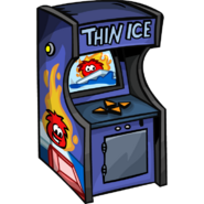 Thin Ice game machine