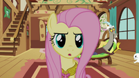 Fluttershy &#39;Being kind to him&#39; S3E10