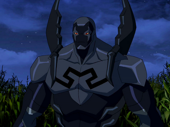 Black Beetle - Young Justice Wiki: The Young Justice ...  Black Beetle - ...