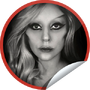 GetGlue Stickers - Little Monster