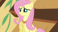 Fluttershy lets Discord do as he pleases S03E10
