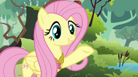 Fluttershy &quot;we&#39;re making great progress&quot; S03E10