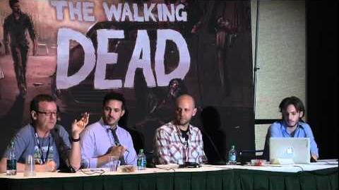 Playing Dead LIVE at PAX Prime 2012 - Telltale Games and Gary Whitta-0