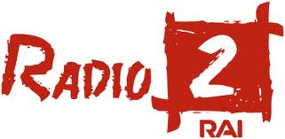 Old rai radio 2 logo