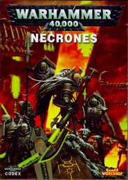 Codex Necron Wikihammer