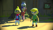 Characters (The Wind Waker Wii U)
