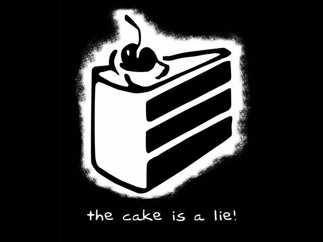 Жертвы чистки - Страница 3 640px-The-cake-is-a-lie