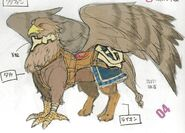 Griffonridermount