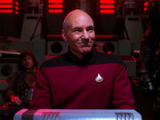 Picard leads Acamarian negotiations
