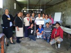 FMCN Proyecto Olla Solar August 2012