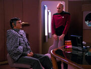 Jarok and Picard talk
