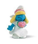 Smurfette get married