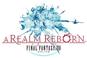 ARR FFXIV Logo